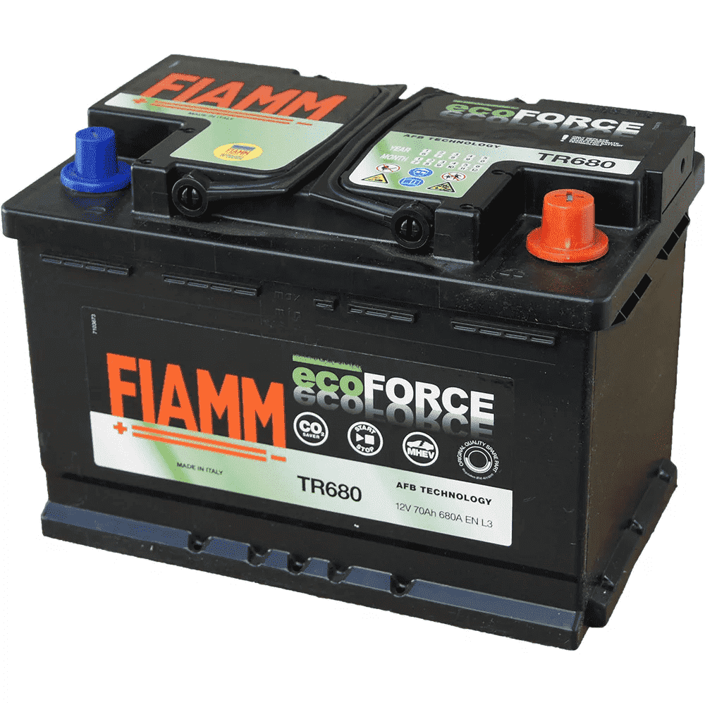 Аккумулятор Fiamm Ecoforce EFB Start-Stop TR680